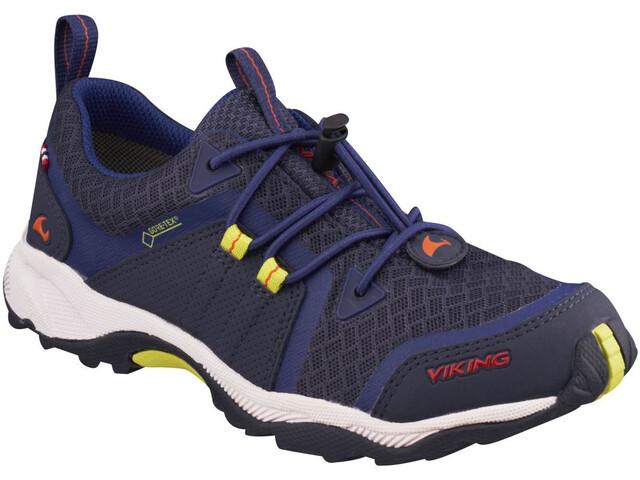 Viking Footwear Exterminator GTX Chaussures Enfant, navy/dark blue